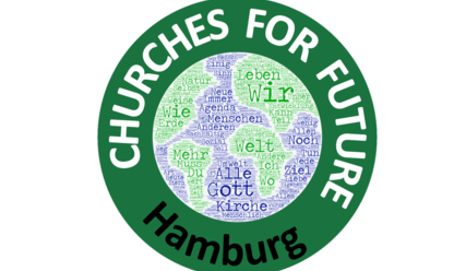 Logo von Churches For Future - Copyright: Churches For Future